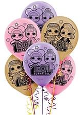 L.O.L Latex Balloons