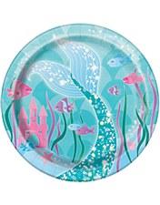 """Mermaid 7""""Plates"""