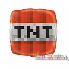"18""Minecraft TNT"
