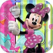 """Minnie 7""""Plates"""