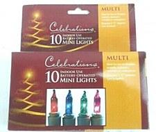 MULTI 10 INDOOR USE MINI LIGHT