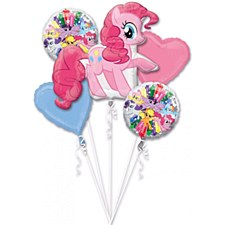 Pinkie Pie Balloon Bouquet