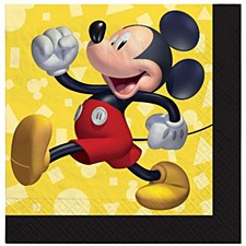 Mickey Mouse Forever Bev. Napkins
