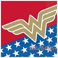Wonder Woman Classic Lunch Napkin