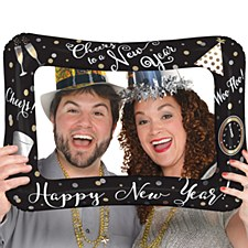 New Year Selfie Frame
