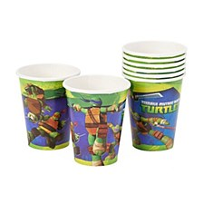 Teenage Mutant Ninja Turtles Cups, 9 oz.