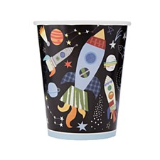 Outer Space 9oz. Cups