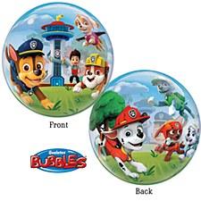 """22""""Paw Patrol Bubble Balloon"""