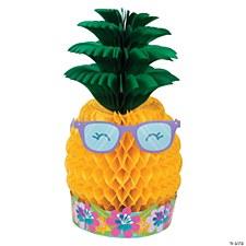 Pineapple N Friends Centerpiece