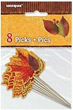 8 fall beauty leaf picks