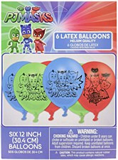 PJ Masks Latex Balloon