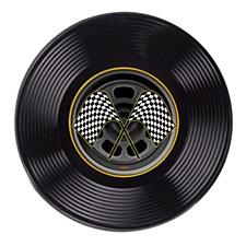 Plastic Racing Tires