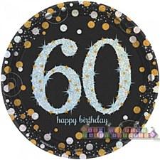 "Sparkling Celebration 60 7""Plates"