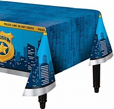 Police Party Tablecover