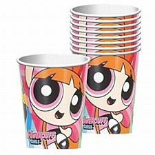 Powerpuff Girls Cups