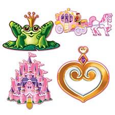 Princess Cutouts