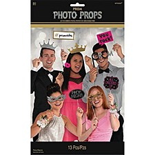 Prom Photo Props