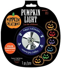 Pumpkin Light