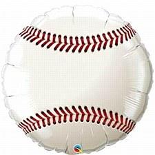 """36"""" SuperShape Baseball"""