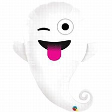 "34"" Emoticon Ghost"