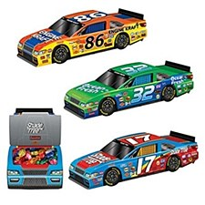 Race Car 3-D Centerpieces