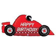 "43""Race Car Birthday"