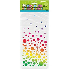 Rainbow Bubbles Cello Bag