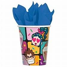 Wreck It Ralph 2 Cups