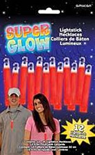 "4"" Glow Sticks - Red"