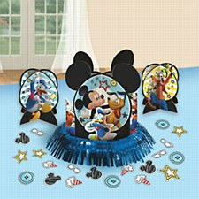 Mickey and the Roadster Racers Table Decorating Kit