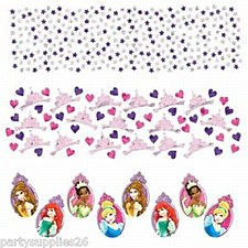 DisneyPrincess Value Confetti - Paper & Foil