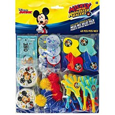 Mickey and the Roadster Racers Mega Mix Value Pack