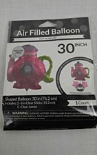 Air Filled Teapot Balloon