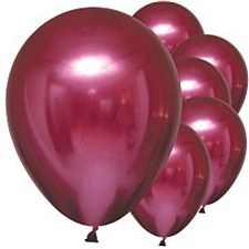 Latex Pomegranate Satin Luxe