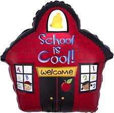 """18""""School House"""