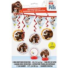 The Secret Life Of Pets Decorating Kit