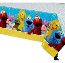 Sesame Street 2 Tablecover