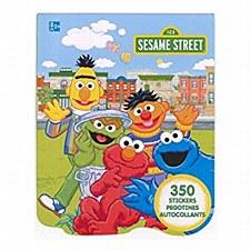 Sesame Street - 8 Sheets