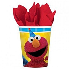 Sesame Street 2 Cups