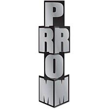 Silver Prom Columm