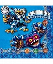 16 Skylanders Lunch Napkins