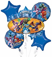Skylanders Balloon Bouquet