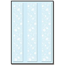 Snowflake 6ft Party Panel