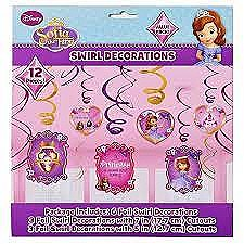 Sofia The First Foil Swirl Value Pack