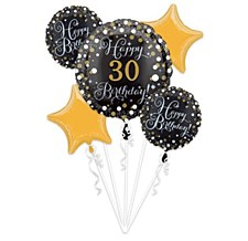 Sparkling Birthday Personalize It!