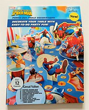 spider man table dco