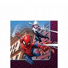 Spider-Man Bev.Napkins
