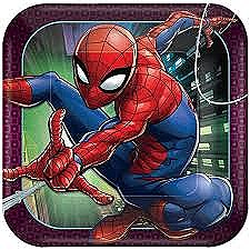 Spider-Man Small Plate