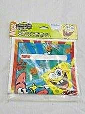 SpongeBob Buddies Loot Bag - Plastic