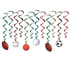 12 Sports Whirls